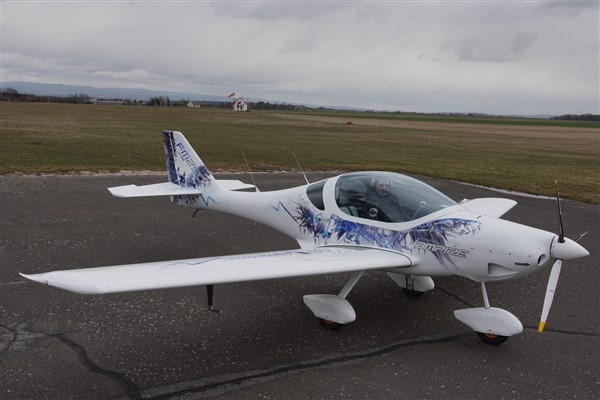 FM250 Vampire Ready to fly, Rotax 912 ULS 100 HP